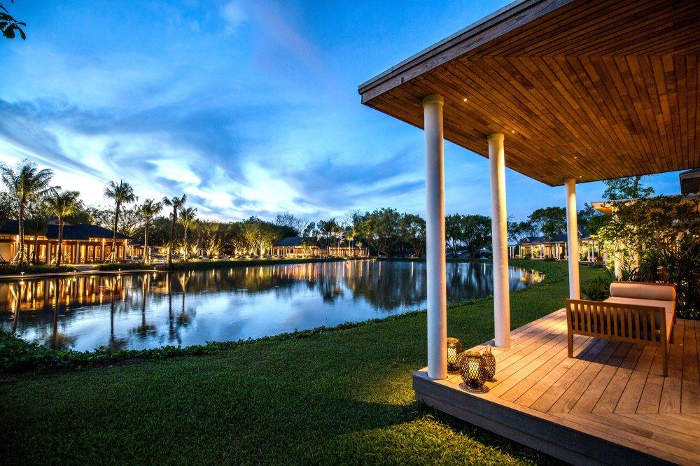 Khu nghỉ dưỡng cao cấp Azerai Cần Thơ Resort
